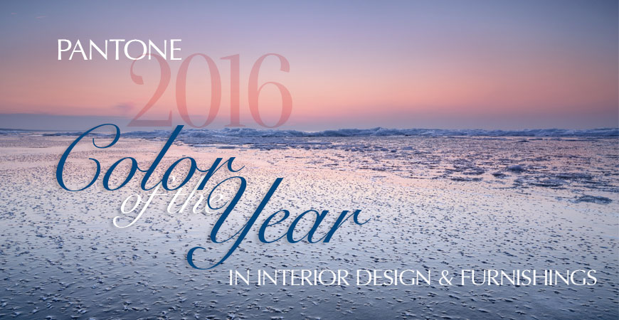 Pantone Colour of the Year in Interior Design