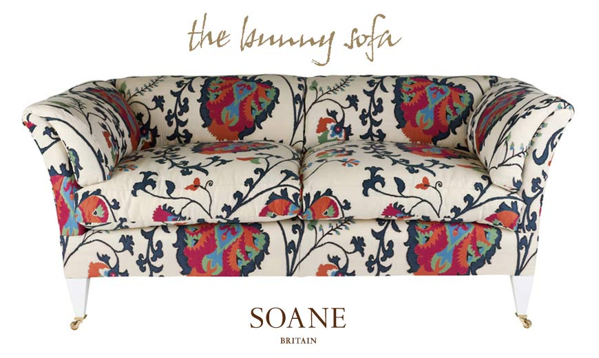Soane Britain Bunny Sofa
