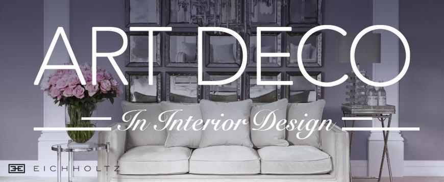 Art Deco in Interior Design