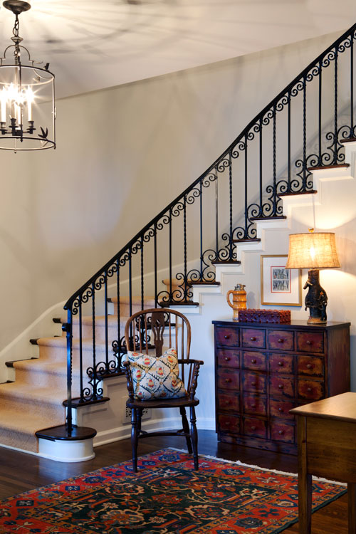Foyer | Hancock Park | Traditional