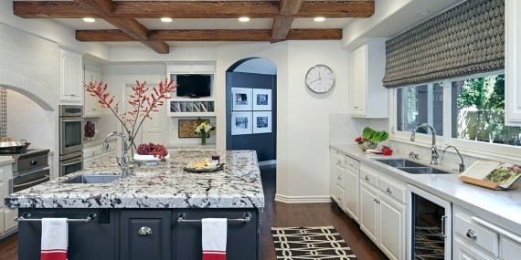 Kitchen | Encino | Transitional
