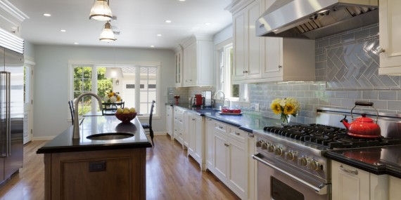 Kitchen | Sherman Oaks | Transitional