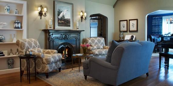Living Room | Toluca Lake | Transitional