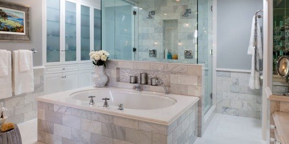 Bathroom | Toluca Lake | Transitional