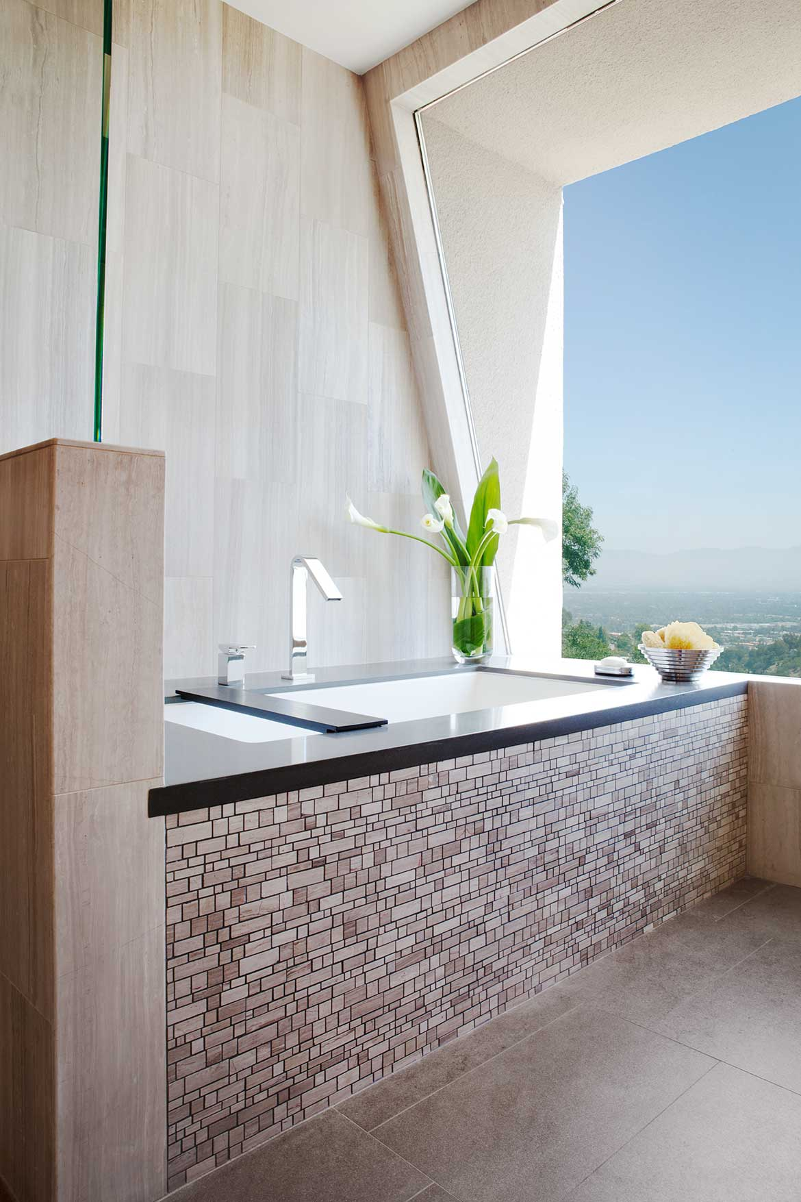 Bathroom | Los Angeles | Modern | Lauren Jacobsen Interior Design