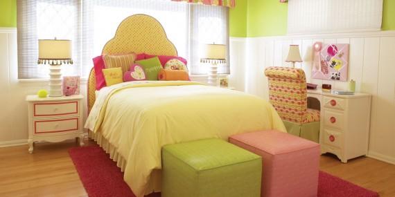 Bedroom | Tarzana | Transitional