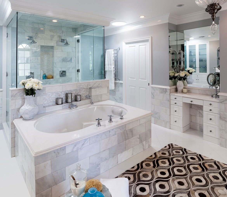 Bathroom | Toluca Lake | Transitional