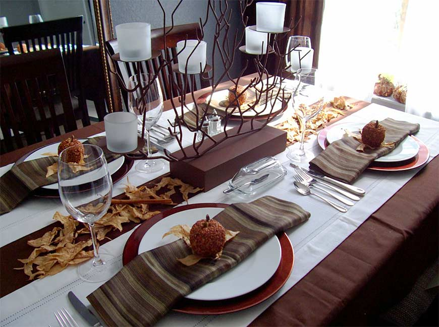Thanksgiving table FOCAL-POINT-STYLING