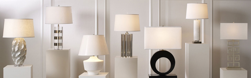 Ethan Allen table lamps