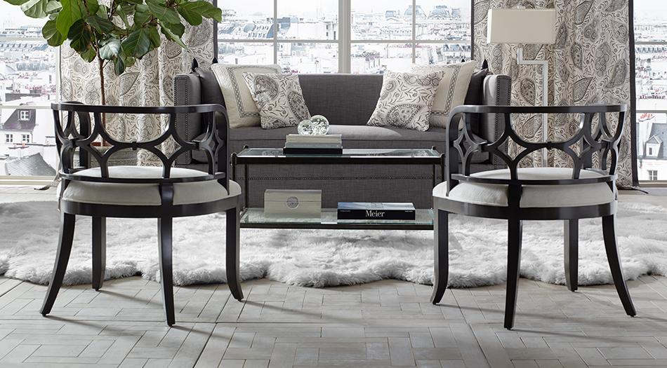 BAILEY & GRIFFON – DURALEE - livingroom