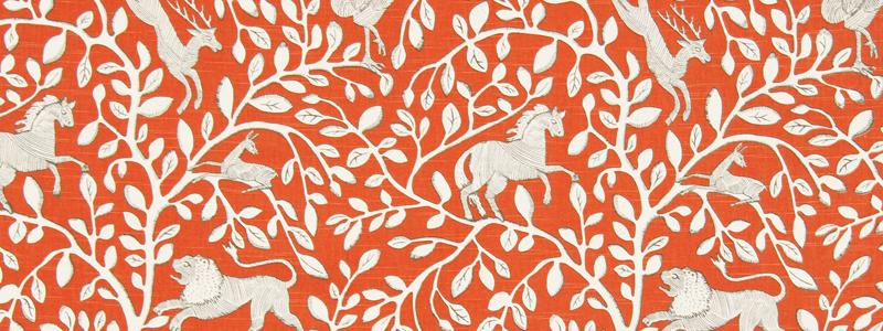 Robert Allen pantheon fabric