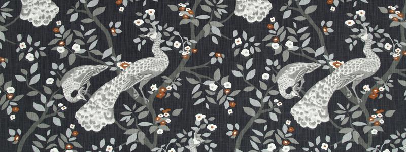 ROBERT ALLEN PLUME REDUX fabric