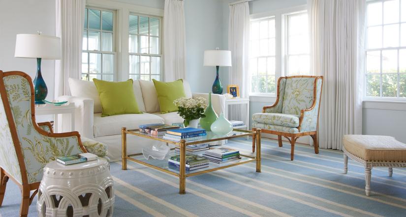 Kravet Living room by Jan Showers