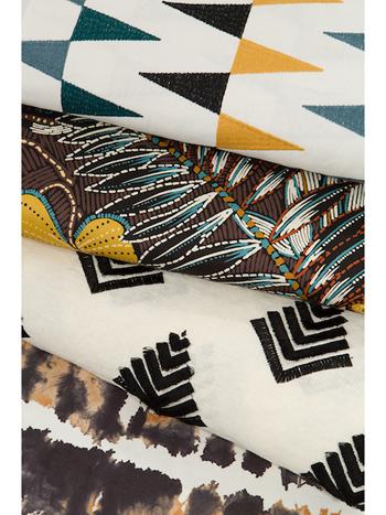 Robert Allen Nomad inspired fabrics