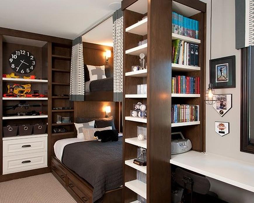 Robeson Design - Boys' Room