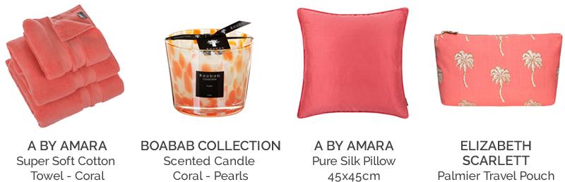 Amara coral merchandise