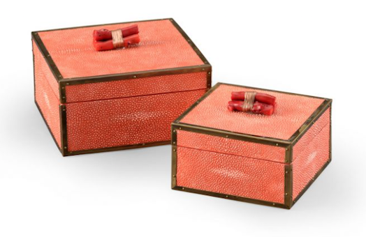 Curated Kravet Alaina boxes