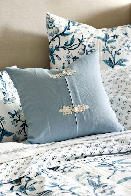 Ballard Designs Chinoiserie bedding