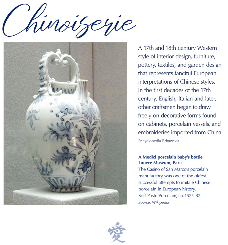 Chinoiserie In History