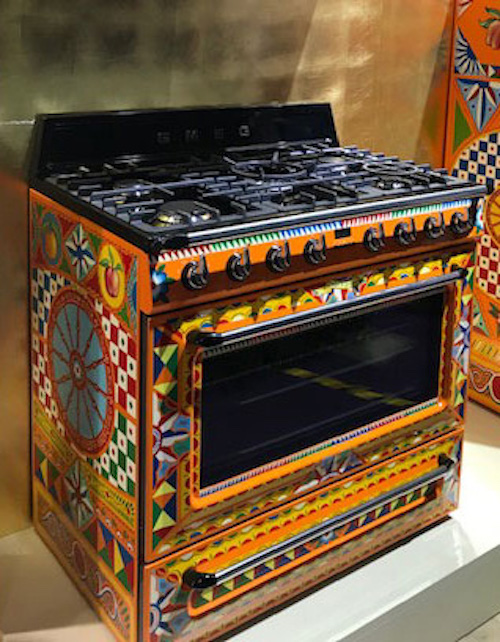 Dolce & Gabbana designed SMEG-kitchen-appliances-NBIS