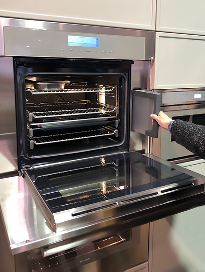 Thermador Steam Spead Oven at KBIS