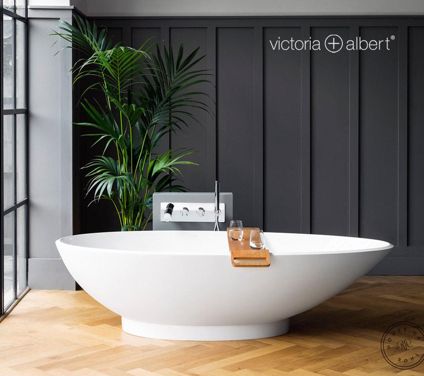Rhols - Victoria + Albert Barcelona Napoli bathtub