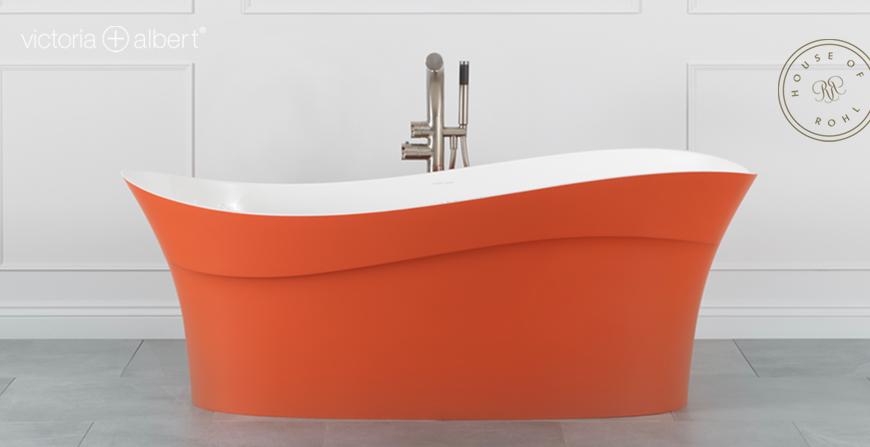 Victoria + Albert Pescadero bathtub