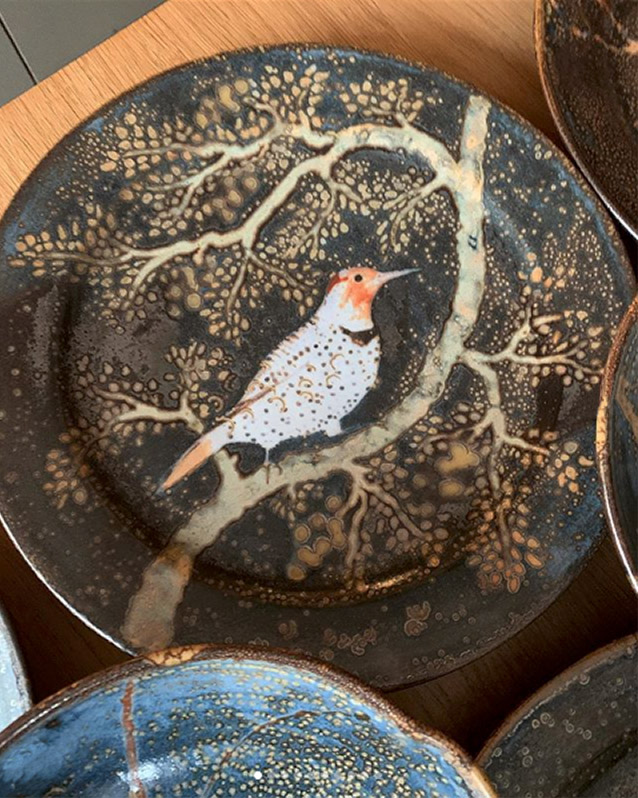 La Tuile à Loup-animal-pottery-dinnerware