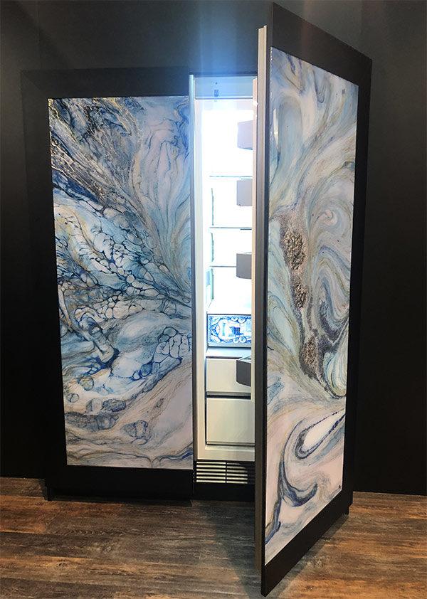 Dacor-Alex-Turco-Agate-refrigerator-KBIS-