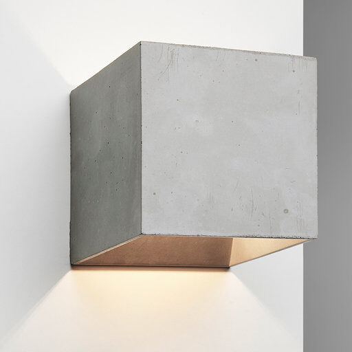 Grey Sconce by Plato Design