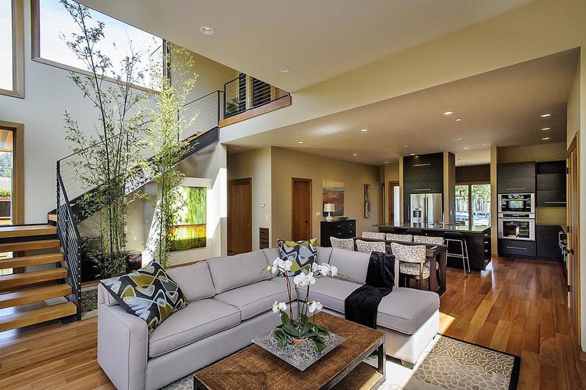 Toby Long Design - Burlingame House