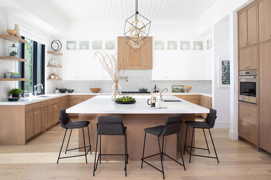 Lauren Jacobsen Interior Design, modern farmhouse, kitchen