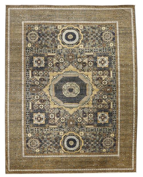 David E. Adler antique rugs